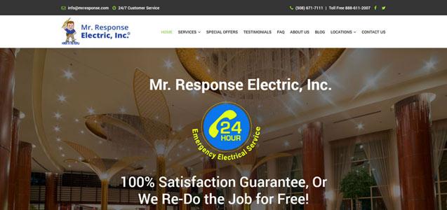 Mr. Response Electric
